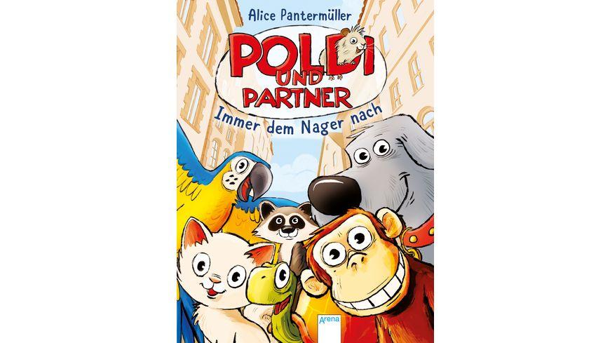 Poldi und Partner 1 Immer dem Nager nach