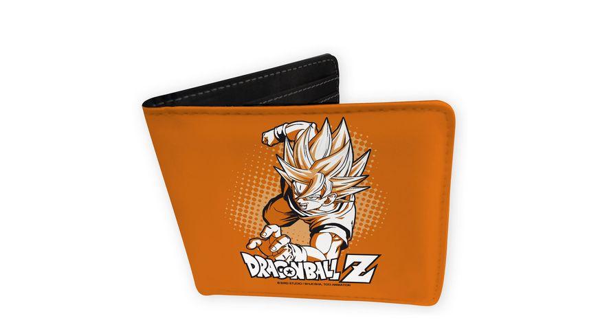 Dragon Ball DBZ Goku Geldbeutel