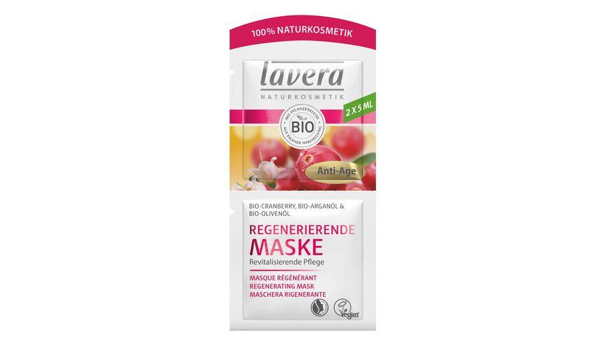lavera Regenerierende Maske