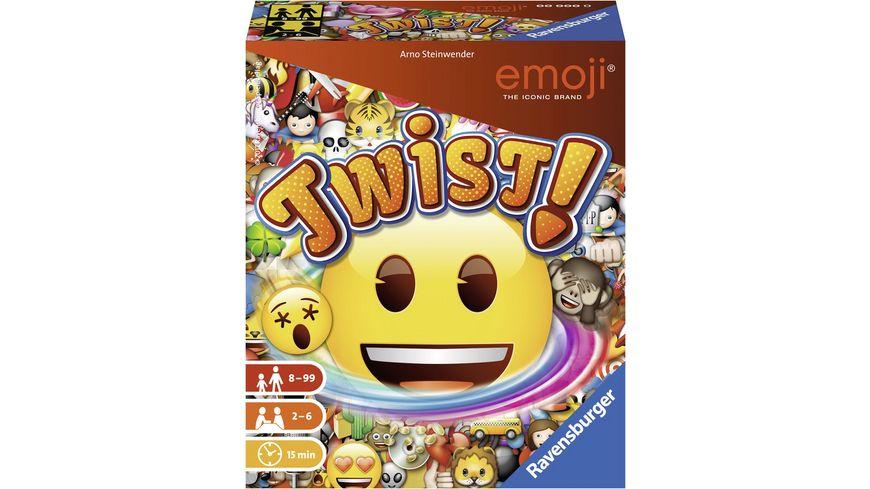 Ravensburger Spiel Emoji Twist