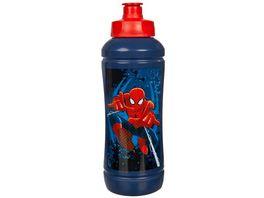 Undercover Marvel Spider Man Sprortflasche ca 425 ml