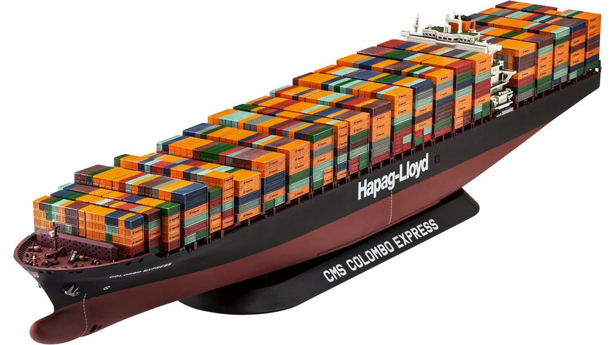 Revell 05152 Container Ship COLOMBO EXPRESS