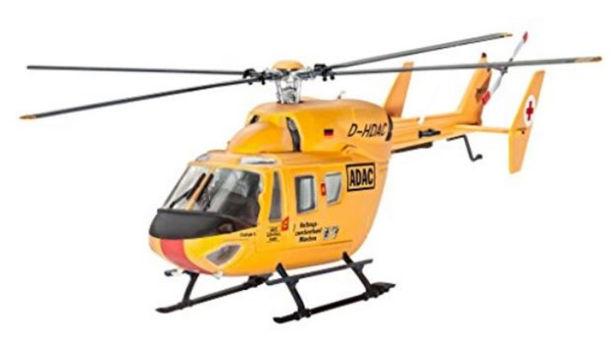 Revell 64953 Model Set BK 117 ADAC