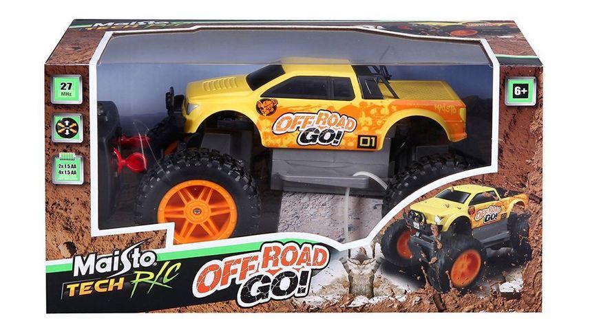 Maisto R C Off Road Go RTR Fahrzeug