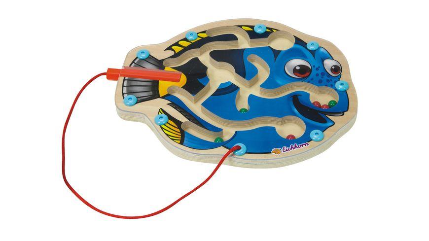 Eichhorn Puzzle mit Magnetfunktion Motorikspiel