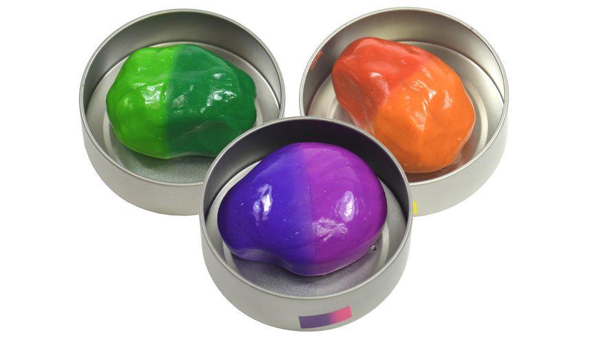 Koegler i Clay Intelligente Superknete Farbwechsel sortiert