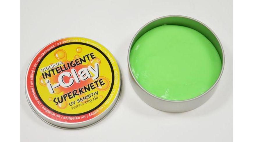 Koegler i Clay Intelligente Superknete UV sensitiv
