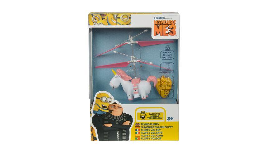 Simba Minions Fliegendes Einhorn Fluffy