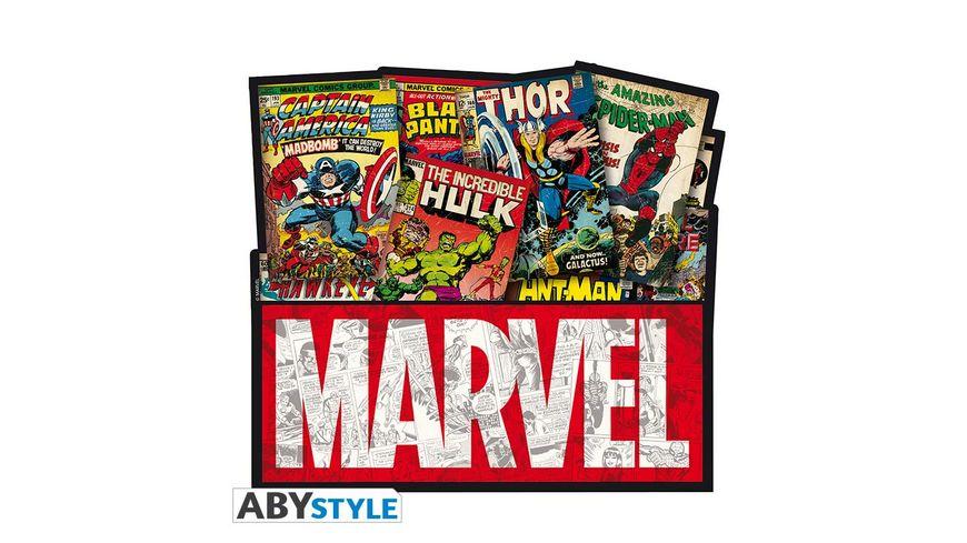 Marvel Comics Mousepad