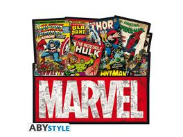 Marvel Comics Mousepad