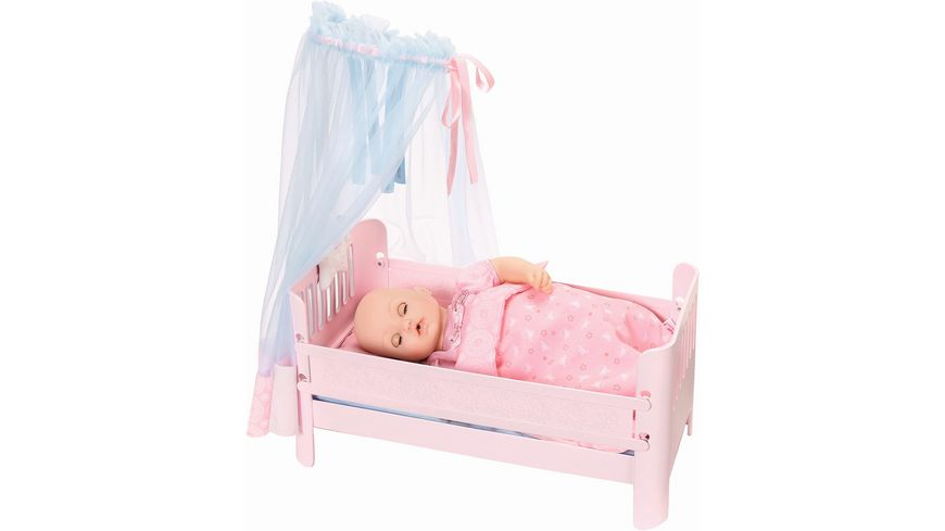 Zapf Creation Baby Annabell Sweet Dreams Bett