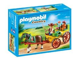 PLAYMOBIL 6932 Country Pferdekutsche