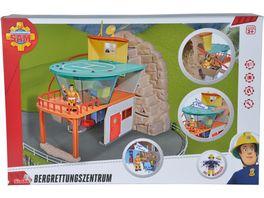 Simba Feuerwehrmann Sam Bergrettungszentrum