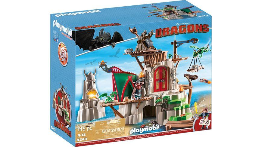 PLAYMOBIL 9243 Dragons Berk