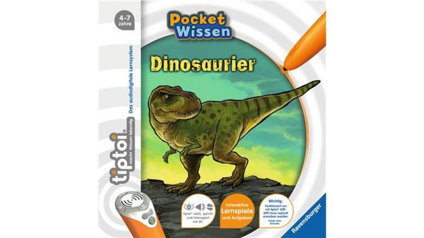 Ravensburger Buch tiptoi Dinosaurier