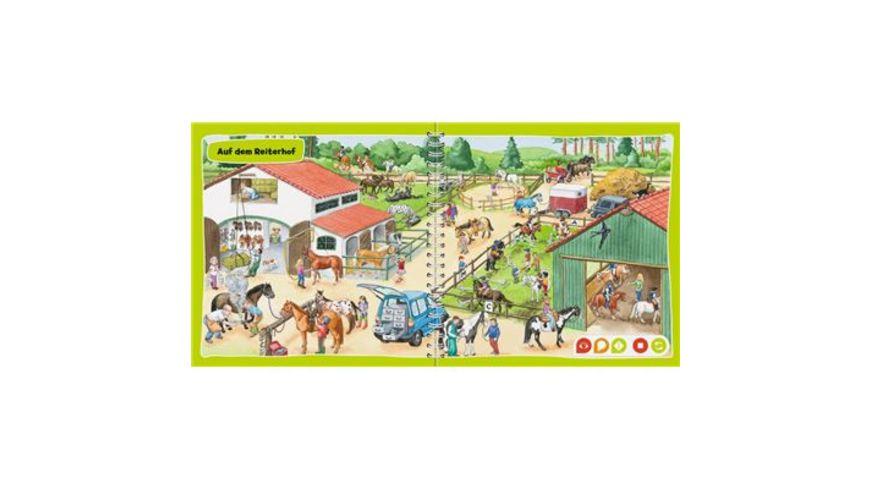 Ravensburger Buch tiptoi Pferde und Ponys