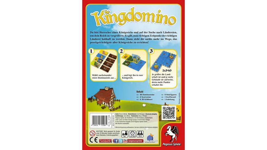 Pegasus Kingdomino