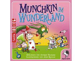 Pegasus Munchkin im Wunderland