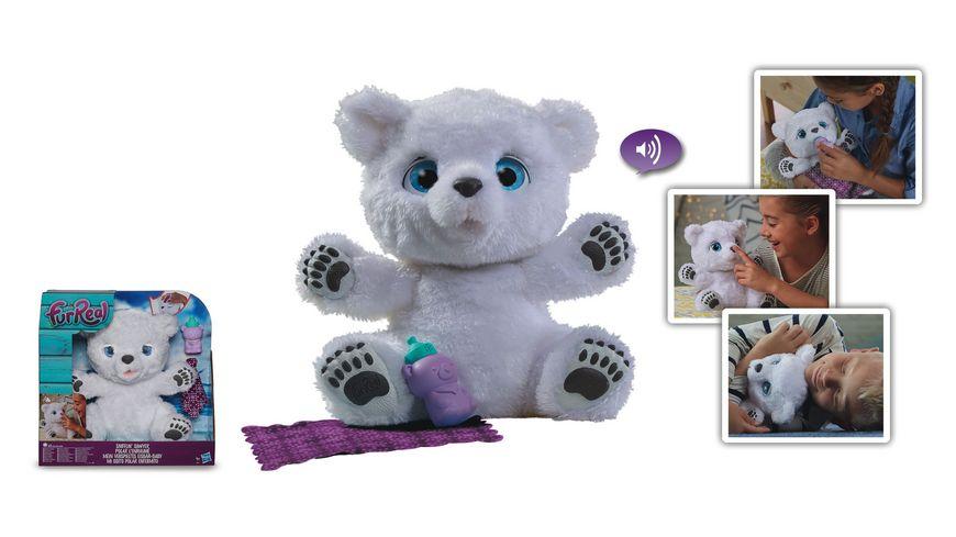 Hasbro FurReal Friends Mein verspieltes Eisbaer Baby