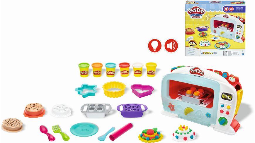 Hasbro Play Doh Magischer Ofen