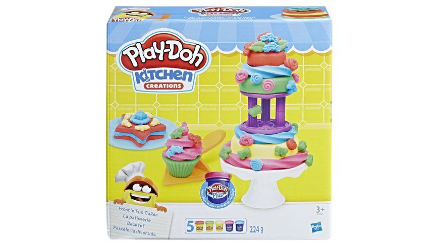 Hasbro Play Doh Backset