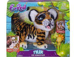 Hasbro FurReal Friends Tyler der Koenigstiger