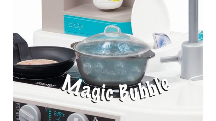 Smoby Roleplay Spielkueche Tefal Bubble