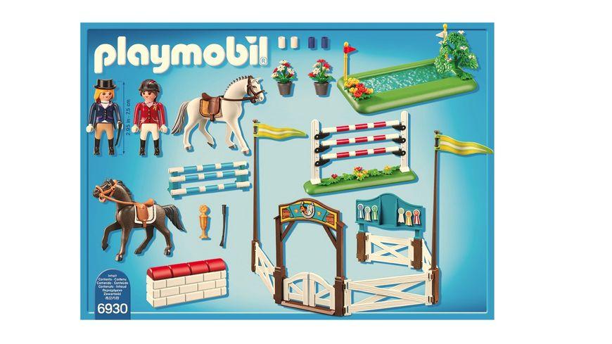 PLAYMOBIL 6930 Country Reitturnier