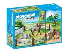 PLAYMOBIL 6931 Country Pferdekoppel