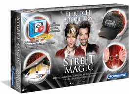 Clementoni Ehrlich Brothers StreeTeile Magic