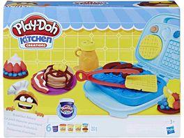 Hasbro Play Doh Schlemmer Fruehstueck