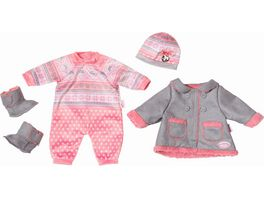 Zapf Creation Baby Annabell Deluxe Kalte Tage