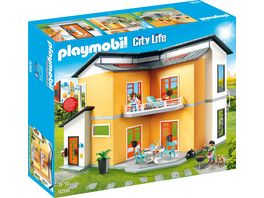 PLAYMOBIL 9266 City Life Modernes Wohnhaus