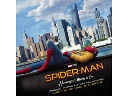 Spider Man Homecoming OST