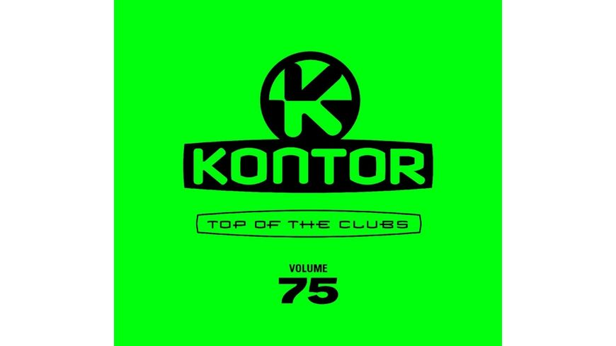 Kontor Top Of The Clubs Vol 75