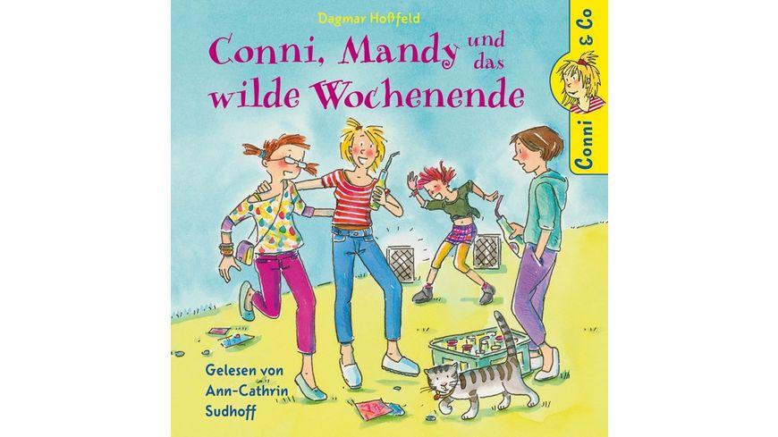 D Hossfeld Conni Mandy Und Das Wilde Wochenende