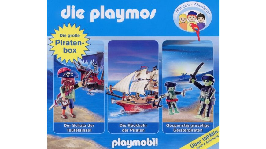 Die Grosse Piraten Box