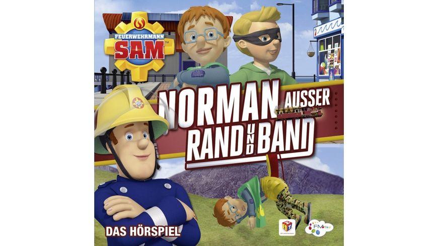 Norman Ausser Rand Und Band Das Hoerspiel