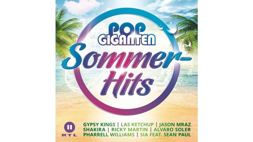 Pop Giganten Sommer Hits