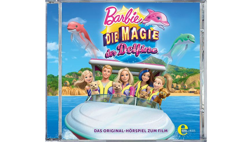 Die Magie Der Delfine Das Original Hoerspiel z Film