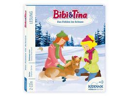 Hoerbuch Das Fohlen im Schnee