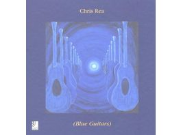 earBOOKS Blue Guitars Chris Rea