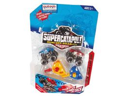 Gutoys Mini Katapult Offroad Trucks 2er Set