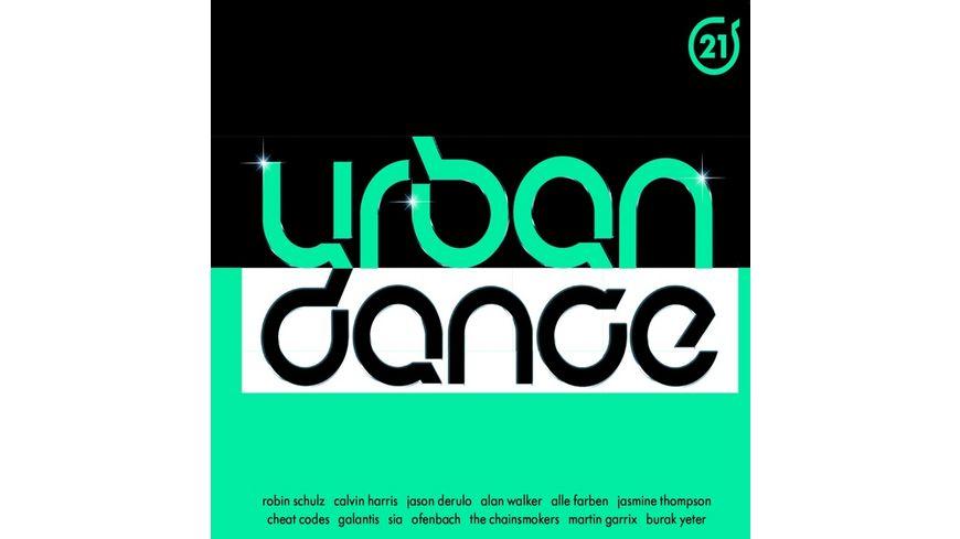 Urban Dance Vol 21