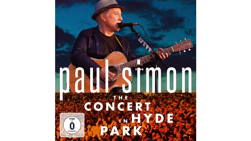 The Concert in Hyde Park CD Bluray