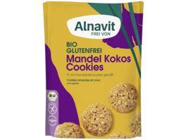 Alnavit Bio Deluxe Cookies Mandel Lucuma glutenfrei