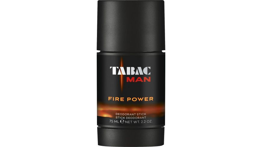 TABAC Man Fire Power Deo Stick