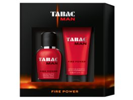 TABAC Man Fire Power Duftset