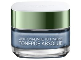 L OREAL PARIS TONERDE ABSOLUE Maske Anti Unreinheiten