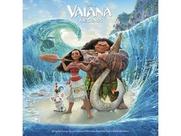 Vaiana Original Soundtrack